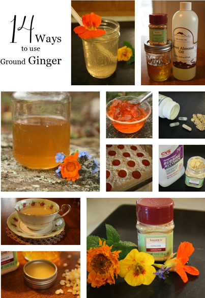 Top 14 Ways to Use Ginger