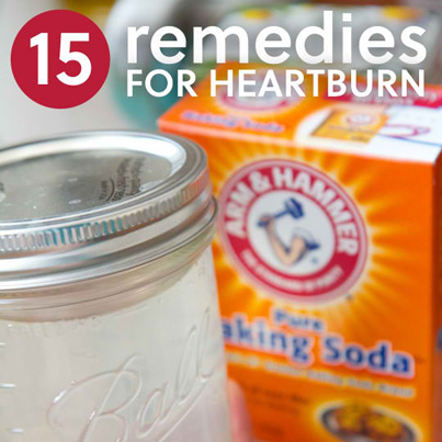 15 Natural Remedies For Heartburn And Acid Reflux