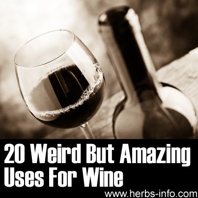 20 Weird But Amazing Uses For Wine
