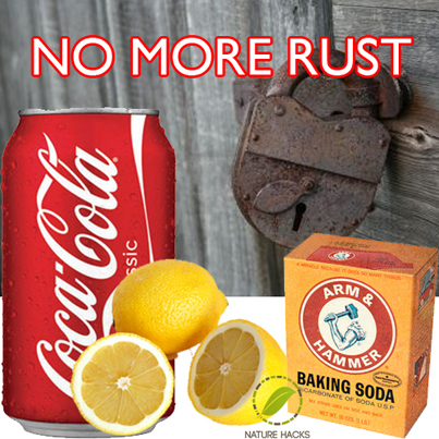 5 Natural Ways To Remove Rust