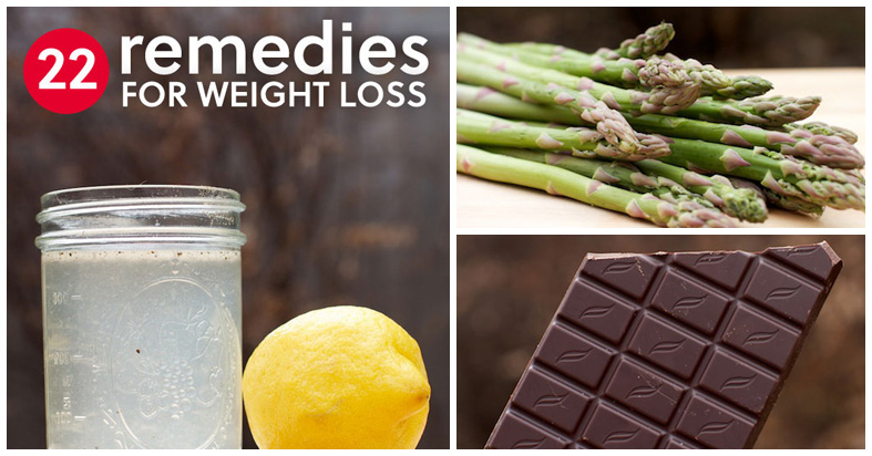 22 Weight Loss Remedies