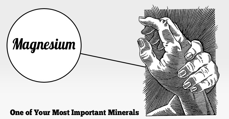 Magnesium - The Missing Link To Better Health