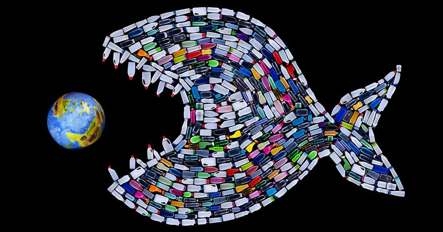 Warning: If You Eat An Average Amount Of Fish, You Are Now Eating 11,000 Pieces Of Plastic Per Year