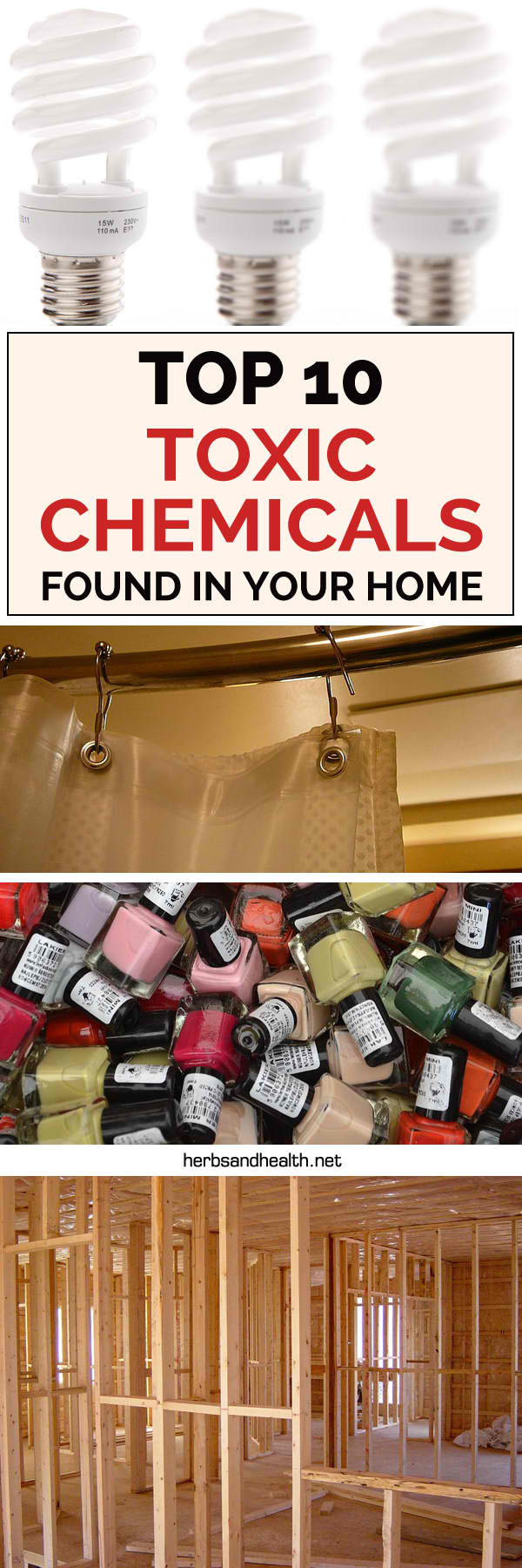 Top 10 Worst Toxic Chemicals Found In Your Home
